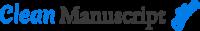 Clean Manuscript Logo
